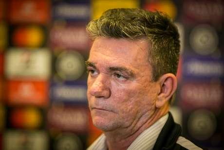 Andrés Sanchez, presidente do Corinthians