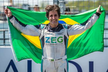Sérgio Jimenez (Foto: José Mário Dias/Jaguar Brazil Racing)