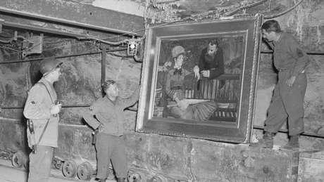 Quadro do impressionista Edouard Manet descoberto em Merkers