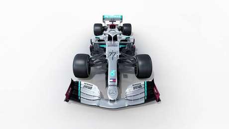 Mercedes lança o modelo W11 e busca o hepta na Fórmula 1
