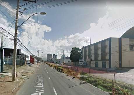 Avenida Leitão da Silva foi um dos pontos de ataque