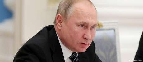 Presidente russo, Vladimir Putin, quer reformar a Constituição russa