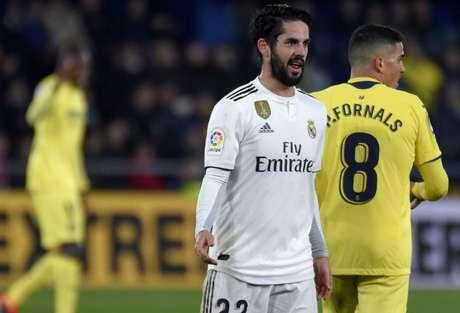 Isco pode estar de saída do Real Madrid na próxima temporada (Foto: AFP)