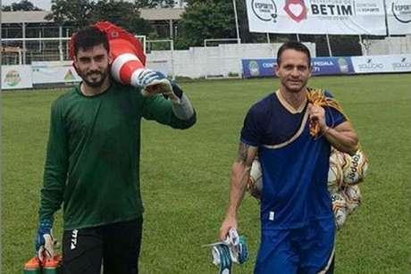 Rafael deixa o Cruzeiro e tem o Atlético-MG interessado na sua contratação-(Reprodução/Instagram)