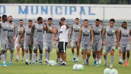 Vasco se prepara para o duelo pela Sul-Americana, na próxima quarta-feira (Foto: Rafael Ribeiro/Vasco)