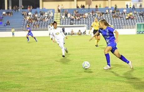 O Cruzeiro tem bom começo na elite nacional do futebol feminino com duas vitórias em dois jogos- (Renato Antunes/Maxx Sports)