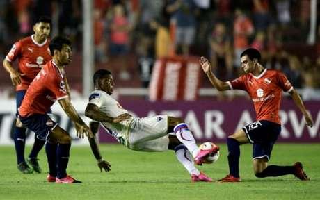 Independiente x Fortaleza