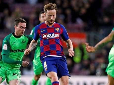 Ivan Rakitic está em sua sexta temporada pelo Barcelona (Foto: Instagram/Ivan Rakitic)