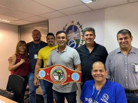 Campeonato Brasileiro de Kickboxing foi confirmado no Rio nesta semana (Foto: Divulgação)