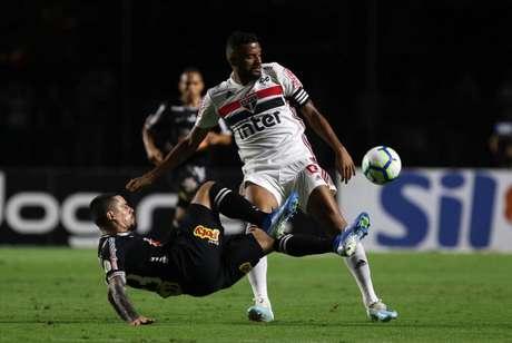 Último encontro terminou com vitória do São Paulo no Morumbi: 1 a 0 - FOTO: Rubens Chiri