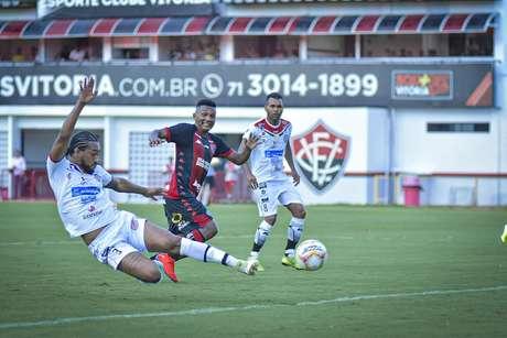 Vitória pulou para a vice-liderança (Foto: Divulgação/Pietro Carpi-ECV)