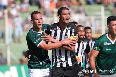 Em 2018, o Galo venceu a Veterana fora de casa, com gol de Leonardo Silva-(Divulgação/Atlético-MG)