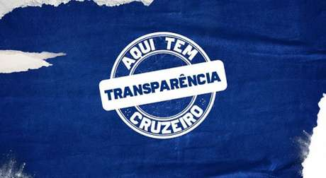 O portal da transparência é mais uma ferramenta do Cruzeiro para deixar sua vida às claras para o torcedor-(Reprodução)