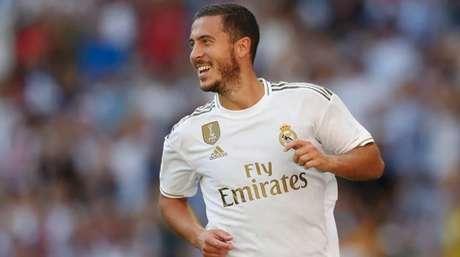 Hazard ficou lesionado por quase três meses (Foto: Divulgação/RMCF)