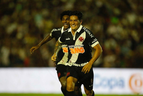 Vasco avançou no sufoco para a segunda fase da Copa do Brasil (Foto: Divulgação/Rafael Ribeiro-Vasco)