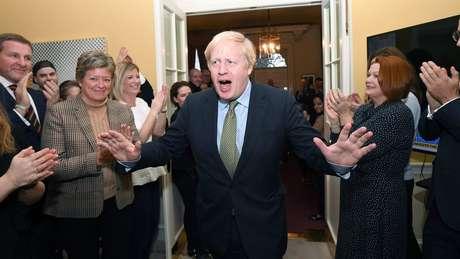 Boris Johnson conduziu o Partido Conservador à vitória no Reino Unido em 2019 ao entender a 'nova lei tácita da política'