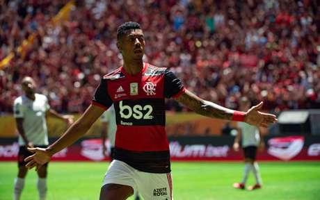 Bruno Henrique abriu o caminho para o título (Foto: Alexandre Vidal / Flamengo)
