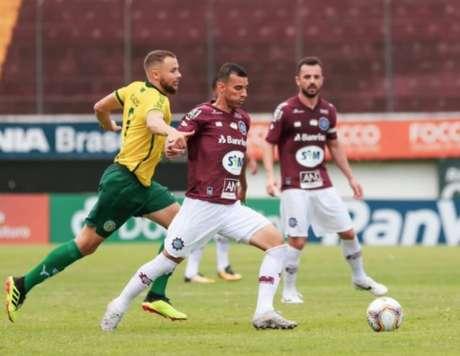 Luis Erbes/Caxias