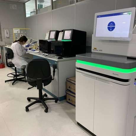 Laboratórios particulares já estão oferecendo testes para detecção do novo coronavírus