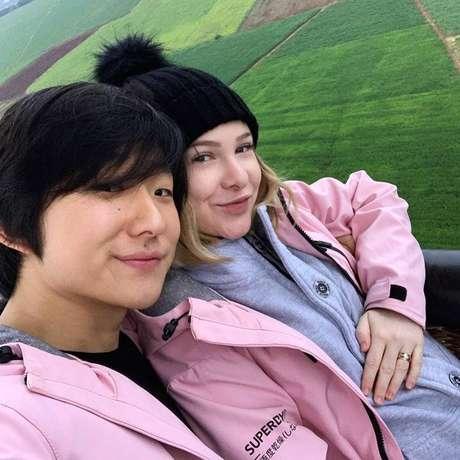 Pyong Lee e Sammy Lee.