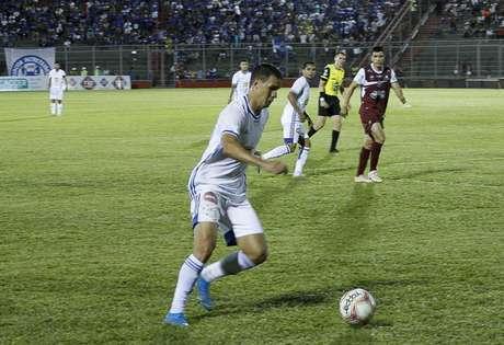 Cruzeiro empata com Patrocinense no Mineiro.