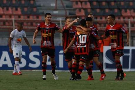 Em 2019 o Ituano goleou o Santos por 5 a 1 (Foto: Ricardo Moreira/Fotoarena/Lancepress!)