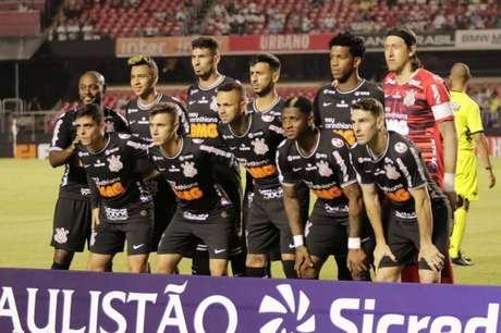 Corinthians teve partida contra o Santo André adiantada pela Federação Paulista (Foto: Artur Bragança/Agência F8)
