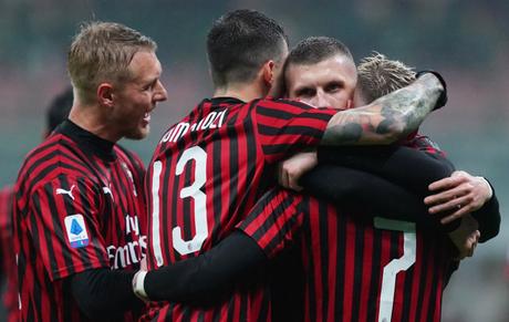 No San Siro, o Milan venceu o Torino por 1 a 0 (Foto: Divulgação)