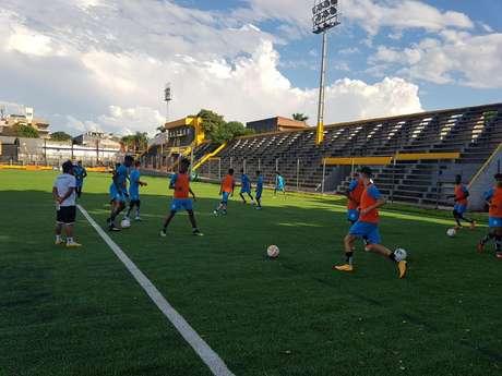 Del Valle tem a altitude como trunfo para enfrentar o Flamengo (Foto: Reprodução/Del Valle)