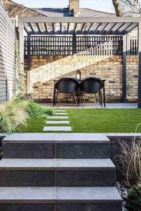 23. Grama para jardim residencial – Foto: Assetproject