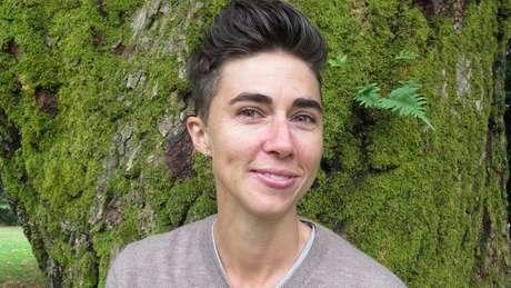A diretora da Recompose Katrina Spade diz que as mudanças climáticas fazem com que o produto oferecido por sua empresa gere grande interesse