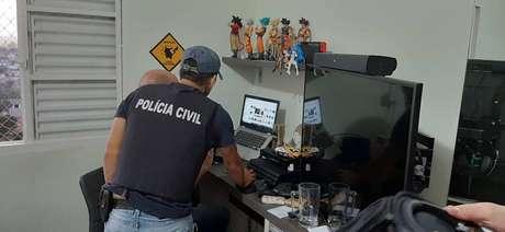 Policiais de 12 estados participam da Operação Luz da Infância 6
