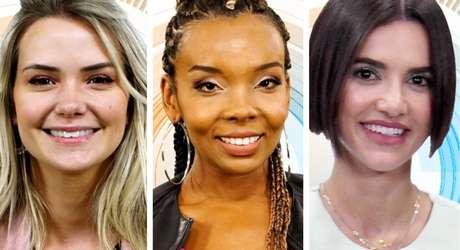 Marcela, Thelma e Manu estão entre as sisters mais ativistas contra o sexismo na casa do BBB20