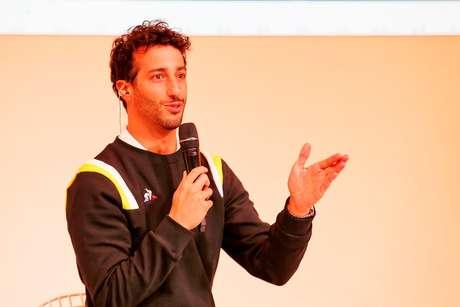 Daniel Ricciardo (piloto da Renault F1) / Foto: Renault