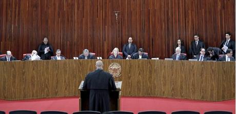 TSE julga pedido para divulgação das contas dos partidos (Foto: Divulgação/TSE)