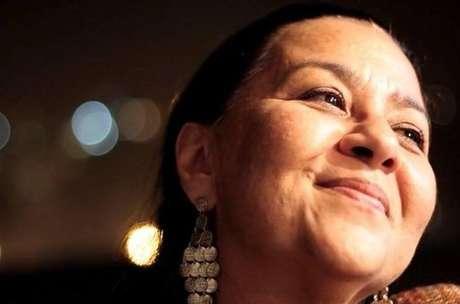 A cantoraClaudia Telles, que morreu na noite desta sexta-feira, 21, aos 62 anos de idade.