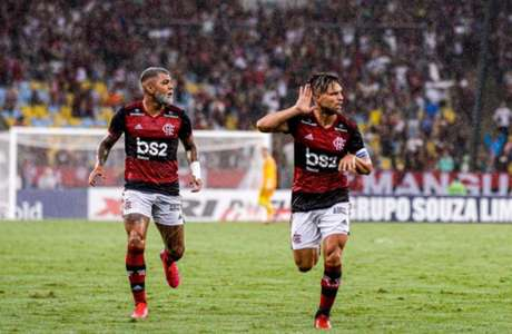 Flamengo foi campeão da Taça Guanabara após vencer o Boavista (Foto: Marcelo Cortes / Flamengo)