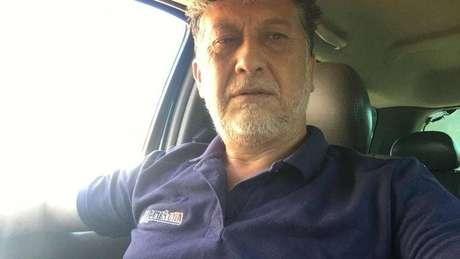 O jornalista Lourenço Veras, mais conhecido como Léo Veras, foi executado na fronteira com o Paraguai