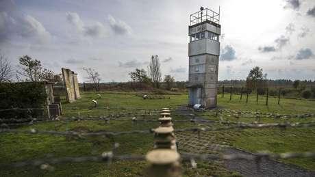 Mais de 80% da antiga fronteira interna da Alemanha agora faz parte do Cinturão Verde Europeu protegido