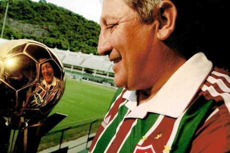Romerito marcou época no Fluminense na década de 80 (Foto: Nelson Perez/AscomFFC)