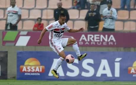 Antony voltou ao time, mas já tem data marcada para deixar o São Paulo (Foto: Rubens Chiri/saopaulofc.net)