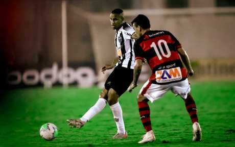 """O time mineiro não quer passar """"aperto"""" diante do Afogados, como ocorreu na suada classificação diante do Campinense-(Foto: Bruno Cantini / Agência Galo / Atlético)"""