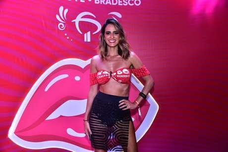 Marcella Fogaça no Carnaval 2020