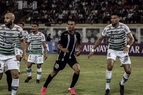 Equipes buscam classificação para a 2ª fase da Sul-Americana (Foto: Divulgação/Zamora FC)
