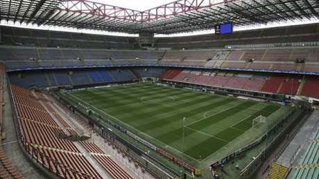 Diversos jogos no Campeonato Italiano serão realizados com portões fechados por precaução (Divulgação)