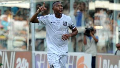 Robinho possui três passagens pelo Santos (Foto: Ivan Storti/Lancepress!)