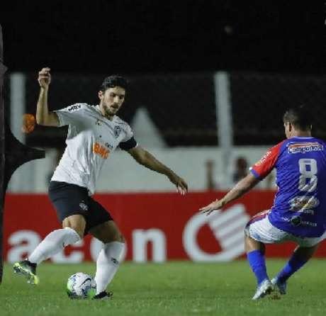 O Afogados deu trabalho para o Galo no duelo pela Copa do Brasil- (Bruno Cantini/Atlético-MG)