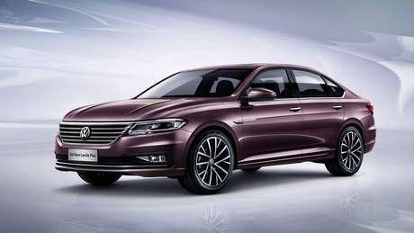 O Volkswagen Lavida é o carro mais vendido no gigantesco (mas em queda) mercado chinês.