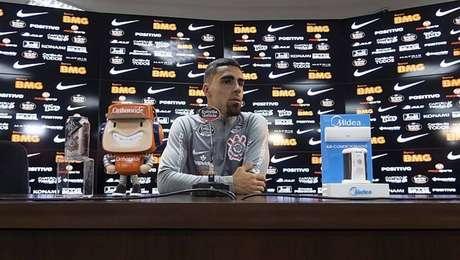 Gabriel admite momento ruim do Corinthians na temporada
