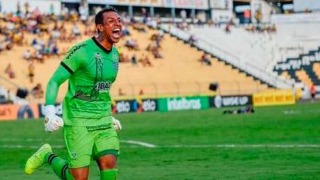 Sidão chegou ao Figueirense nesta temporada (Foto: Matheus Lima / Cidade Clube)